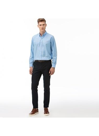 Lacoste Erkek Slim Fit Pantolon HH2041.41L Lacivert